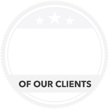 97% Customers Satisfaction